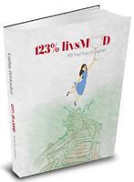 123% livsmod bog