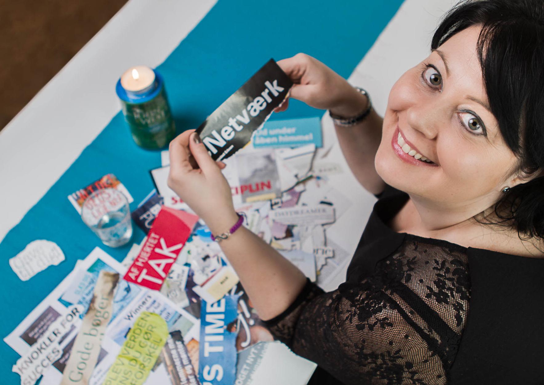 Networkingekspert og Foredragsholder Carina Heckscher - Foto: Susanna Zenani